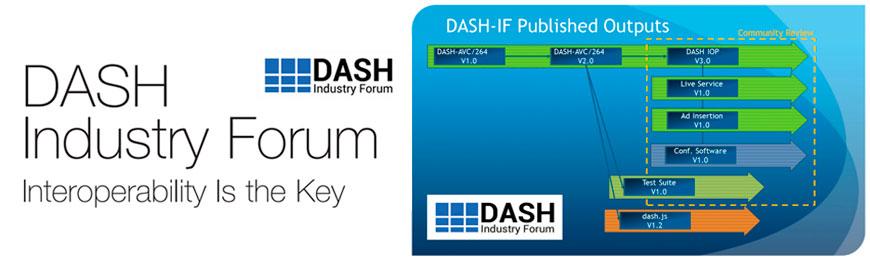 Mpeg Dash, el nuevo estándar en vídeo digital