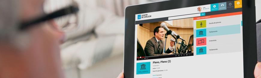 Séneca facilita el trabajo a los Secretarios generando vídeo-actas